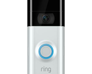 Ring Video Doorbell 2 with HD Video, Motion Activated Alerts, Easy Installation $169