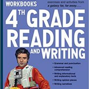 Star Wars Workbook: 4th Grade Reading and Writing (Star Wars Workbooks)  $4.49
