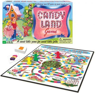Jogo de 65 anos do Candy Land $ 11,99 2