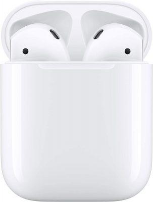 Apple AirPods com capa de carregamento com fio $ 134,95 2