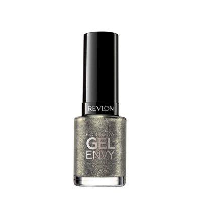 Revlon ColorStay Gel Envy Esmalte Longwear, com base interna e acabamento de brilho brilhante, em preto / cinza, 515 Smoke and Mirrors, 0,4 onças $ 2,84 2